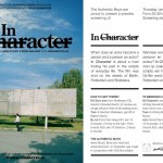 Short film: In Character