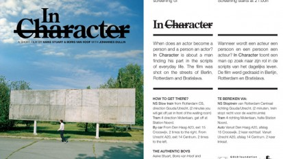 "film ""In Character"""