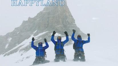"""expositie """"Happyland"""""""