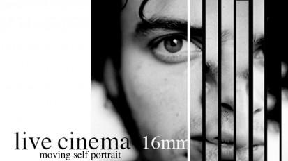 "16 mm Installation ""Live cinema"""